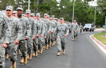 Military Reserves or National Guard